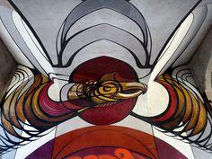 """Mural """"Patricios y Patricidas"""" (1945-1960) de David Alfaro Siqueiros, Secretaría de Educación Pública, Centro Historico, Ciudad de México ~ 113"""