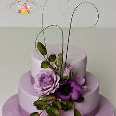 Torturi - Viorica's cakes: Torturi cu flori