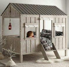Dope diy kids bed, interior design