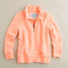 J.crew zip-up...love pullovers and love this color. Add a monogram and itd be even better!!