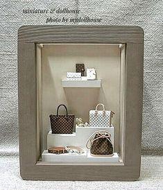 made in 2010... #마이돌하우스 #루이비통핸드백 #루이비통백 #루이비통 #핸드백 #가방 #만들기 #공방 #공예 #수공예 #핸드메이드 #취미 #미니어쳐 #돌하우스 #miniature #miniatures #dollhouse #miniaturebags #louisvuittonbag #louisvuitton #bag #1/12size #mydollhouse #make #art #hobby #craft #handmade #ミニチュア #ドールハウス