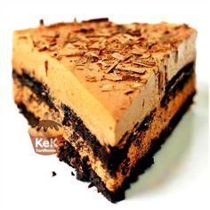 Çikolatalı Ricotta Keki