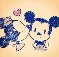 Love- Miney+Mickey
