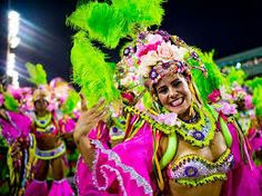 Mangueira - Rio carnival 2014