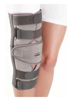 Tynor Knee Immobilizer 14 is a superb brace to support, immobilize and protect the operated or injured knee while it recovers. It is made according to the anatomically designed aluminum back splints that offers perfect immobilization. It provides perfect grip to the leg and enhanced the comfort. It is light in weight and ensures complete cushioning. It is made up from the comfortable and soft body that is highly durable. This knee wrap properly fits around the knee and has non-slip…