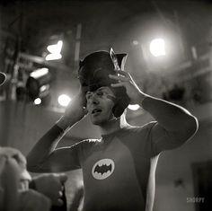 BATMAN '66 – PHOTOGRAPHY #batman #1966 #cinema #movie #photography #lookmagazine #vintage #archive