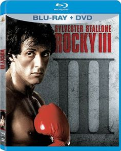 Rocky 3 from Sylvester Stallone with Sylvester Stallone as Rocky Balboa Rocky Balboa, Movie Plot, I Movie, Burt Young, Stallone Rocky, Rocky Ii, Apollo Creed, Young Movie, Silvester Stallone