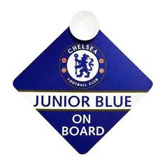 Chelsea-FC-Baby-On-Board-Sign-Official-Football-Car-Accessory-Gift