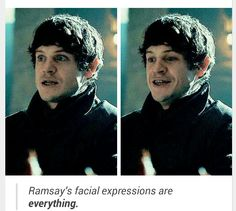 Ramsay Snow Bolton // Game Of Thrones // Iwan  Rheon