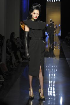 Jean Paul Gaultier couture Fall/Winter 2014-2015|30