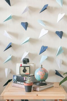 Arts And Crafts Storage Paper Airplane Party, Airplane Decor, Paper Plane, Planes Birthday, Planes Party, Aviation Theme, Wedding Ceremony Backdrop, Photo Booth Backdrop, Photo Backdrops