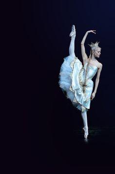 "Alina Somova with Mariinsky Ballet in ""Little Humpbacked Horse"""