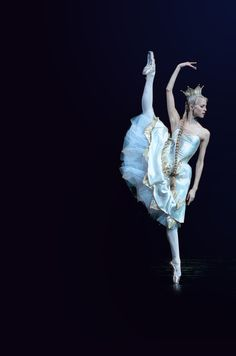 "Alina Somova with Mariinsky Ballet in ""Little Humpbacked Horse"""