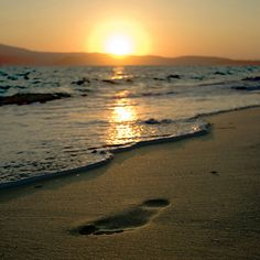 "And for you footprints in the sand poem footprints in i was recently reading the poem, ""Footprints in the Sand"" and Footprints in the Sand 