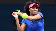 W2W4 - Australian Open - Venus Williams, Roger Federer headline Day 1