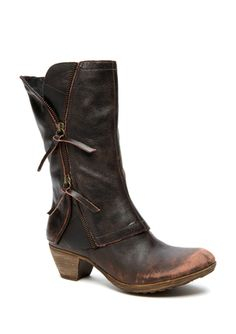 Dove #Boots in Cherry By #Matisse on Ideeli