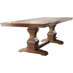 Woodhaven Hill Marie Louise Extendable Dining Table & Reviews | Wayfair
