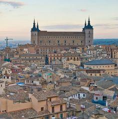 Alcazar de Toledo, Toledo, España