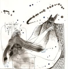 Pablo Garat Dibujo: Mínimos