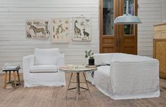 Bemz now makes linen slipcovers for ikea sofas. perfect, now I don't have to make these myself. They even have french seams.