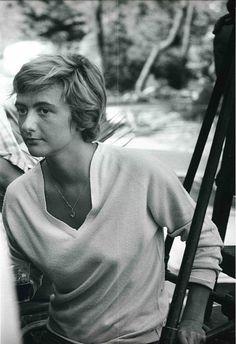 Françoise Sagan - Photo Georges Dudognon.