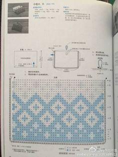 微博 Crochet Chart, Crochet Stitches, Knit Crochet, Crochet Purses, Crochet Shoes, Mochila Crochet, Tapestry Crochet Patterns, Crochet Backpack, Tapestry Bag