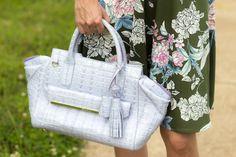 Karina Dresses - Megan in Breezy Hill Floral Dress