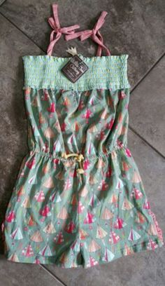28041850fd2f Jumpsuits and Rompers 175528  Nwt Matilda Jane Campfire Stories Romper Sz 12  -  BUY IT NOW ONLY   36 on eBay!