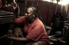 Femme Auto in Senegal