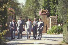 Rustic Italian Destination Wedding