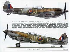 Spitfire XVI RCAF