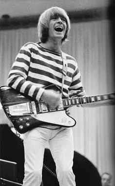 Lewis Brian Hopkins Jones ''Brian Jones'' Guitarist who doubles as the first manager of the band Rolling Stone.died in Hartfield, East Sussex, England, July 3, 1969 at the age of 27 years old. #Musician #Legend #27YearsOld
