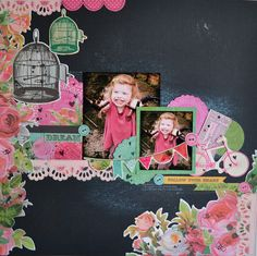 Paper and Pins... my handmade journey: Kaisercraft Secret Admirer - Pages 2 Scrap DT reveal