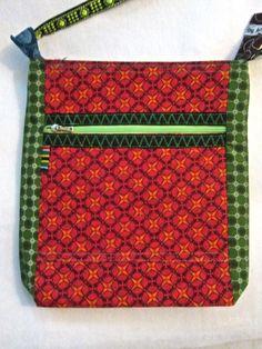 sling bag shweshwe R150
