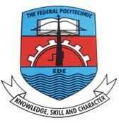 Federal Poly Ede post UTME Admission Screening Form – 2016/17