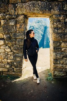 Machu Picchu - visiting the citadel