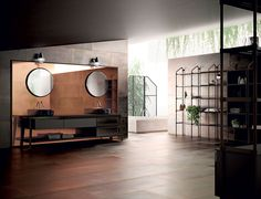 Diesel Living's remit is far wider than one might first realise. Beyond it's bold fashion persona there lies a strong interiors presence; there was the home accessories range with Seletti, lighting with Foscarini, kitchens and bathrooms with Scavolini,...
