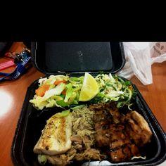 Yummy Hawaiian food