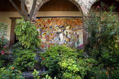 Mural Instituto Allende