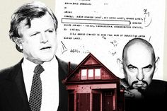 During the 1980 presidential campaign, a notorious Hollywood satanist was linked to a plot to murder the third Kennedy brother, uncovered documents show. Senator Kennedy, Ted Kennedy, The Informant, San Francisco Tours, Liberal Tears, Jimmy Carter, High Priest, New Fox, Running For President