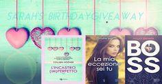 bookspedia: Sara's Birthday Giveaway!