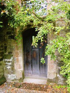 A door that I would walk through...