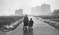 That's me in the picture: Pat Swindells is photographed by Shirley Baker in Salford, November 1964 | Art and design | The Guardian