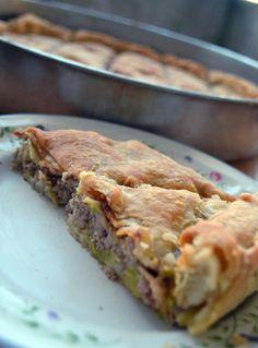 Lasagna, Ethnic Recipes, Food, Kitchens, Meal, Essen, Hoods, Meals, Eten