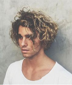 Jay Alvarrez Long Curly Hair