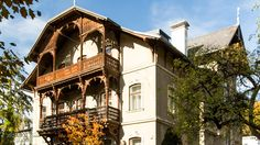 Jahrhundertwende-Villa in Altstadtnähe Salzburg