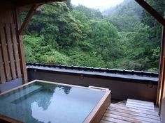 Inside Kyoto: Kayotei Ryokan at Yamanaka Onsen in Ishikawa Japanese Bath, Japanese House, Japanese Geisha, Japanese Kimono, Ishikawa, Japanese Hot Springs, Spa Hotel, Japanese Culture, Japan Travel