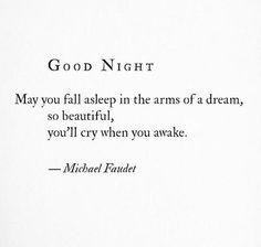 – Michael Faudet