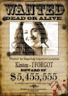 If you are thinking how to make a wanted poster, with posterwanted ...