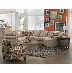 Art Van Chloe Sectional Couch | Dream House! | Pinterest | Sectional  Couches, Living Rooms And Room